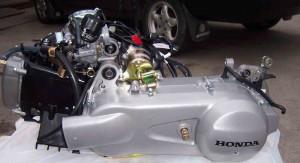 Honda GY6 125cc 150cc Honda Spacy